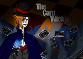 (CPOC) .:The Card Wielder:. by L0ra2