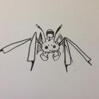 spider by Guilty434