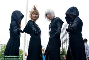 KH2:Org13 - Come hither by momoiro-machiko