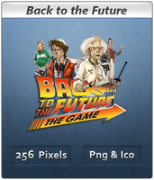 Back to the Future - Icon by Crussong