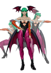 Morrigan OAV Pose by GenSamus