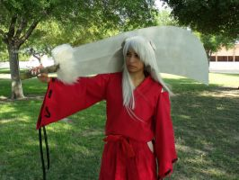 Inuyasha Look by vitainuka