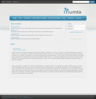 Mumta Charity - mockdesign by Flamix