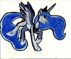 Luna ( FOR SALE ) by RavingFoxie