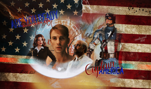 The first avenger wallpapers by byCreation