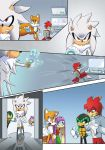 Tails: Silver Landing - Page 5 by shamethedawg