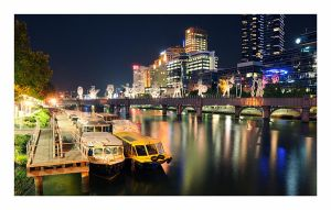 Yarra After Hours by Cameron-Jung