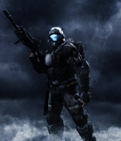 Tactical ODST by LordHayabusa357