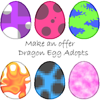 Make an Offer Dragon Adopts .:Open:. by xXKyaliseXx