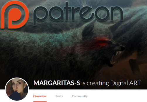 .me on Patreon. by s-sicilia