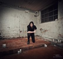Metal band: Poetica, promotional work #3 by RuudPhotography