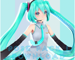 [Download] Pose Pack 1 by bluepixie02