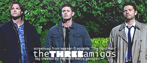 Supernatural The 3 Amigos Tag by Fr1stys