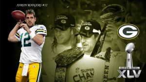 Aaron Rodgers by jason284