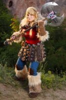 Astrid Hofferson by Aoime