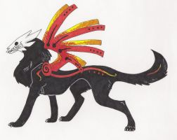 Dog Demon by charpal