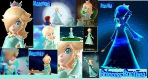 NEW Rosalina Wallpaper by agentbananayum