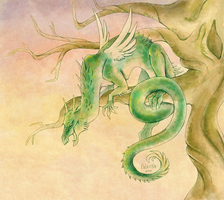 the tree of the dragon by Paleona