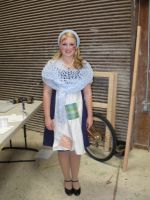 Cinderella Rags- Final Costume by unusual-filament