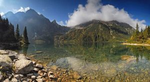 Morskie Oko, pt.1 by c1n3kk
