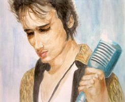 Jeff Buckley by curiousused