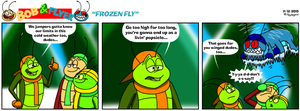 B'n'F - Frozen Fly by BluebottleFlyer