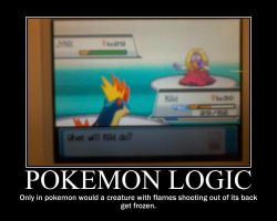 POKEMON LOGIC by Mythinu