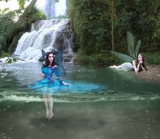 Fae Pool by SybilThorn