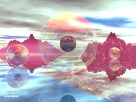 Fractal Globes by Don64738