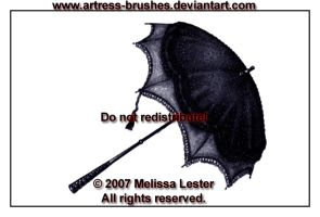 Umbrella 1 by ArtressCreativeTools