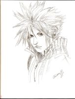 Cloud sketch by OPendleton
