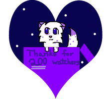 Thanks For 200 Watchers by shuukaw