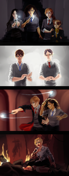 ilgb - a series of unfortunate events by aldevoir