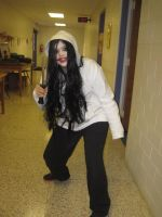 Jeff The Killer :Twistys cosplay: by Sketching-Eclipse
