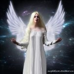 Crying Angel by marphilhearts