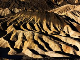 Zabriskie Point by coulombic