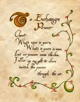 To Exchange Power by Charmed-BOS