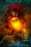 lion goddes by greenfeed