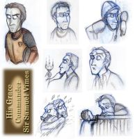 Commander Vimes by Expression