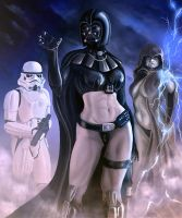 Welcome to the Dark Side by CobyRicketts