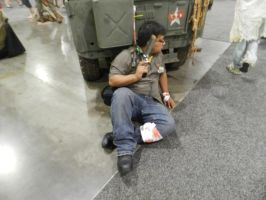 Phoenix Comicon 2014 Last of us (7) by Demon-Lord-Cosplay