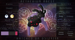 PKMNation Shadell by Aetherium-Aeon