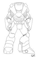 Marauder Suit by Sheason