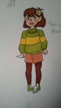 Chara by Ivansminion