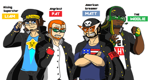 TBFP: The most badass Japanese Delinquents REDONE by Brian12