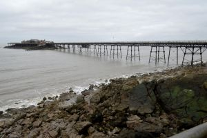 Old Pier by Clangston