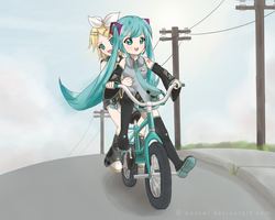 Get Biking by novcel