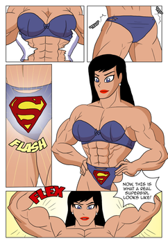 Super Lois page 4 by DepravedDefense