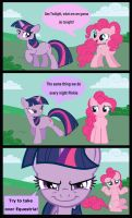 Pinkie And The Brain (MLP Style) by Nightfire3024