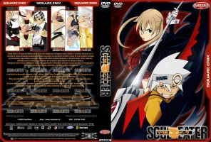 Cover Soul Eater by Dante-Shinomori